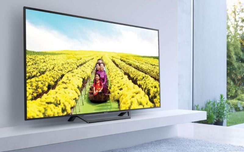Internet Tivi Sony 49 inch KDL-49W660E - Thiết kế sang trọng, đẳng cấp