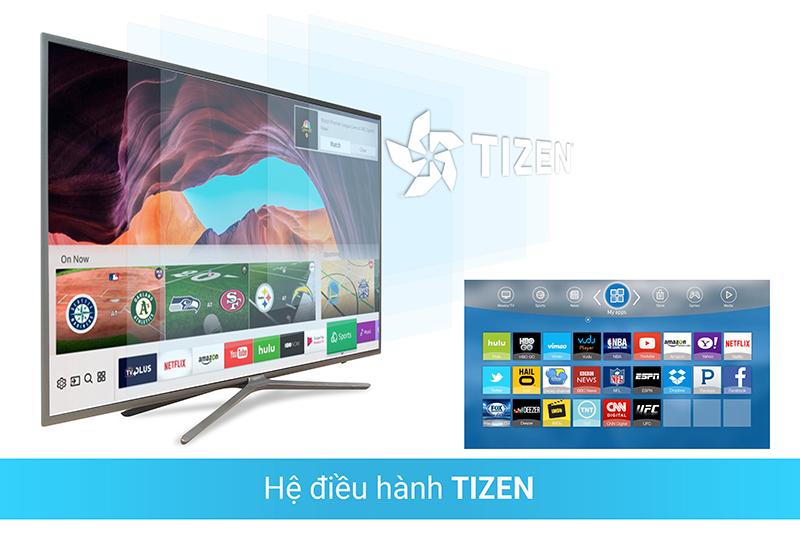 Hệ điều hành Tizen OS