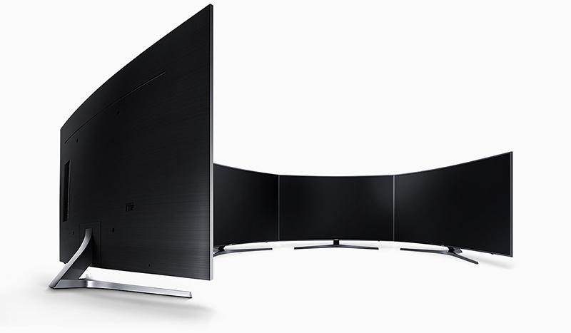 Smart Tivi cong Samsung 65 inch UA55MU6500