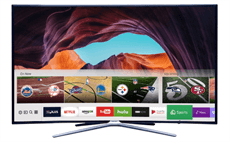 Smart TV SAMSUNG 55""