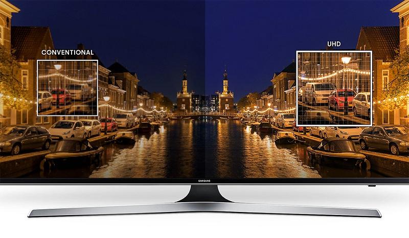 Smart Tivi Samsung 55 inch UA55MU6100 – UHD Dimming
