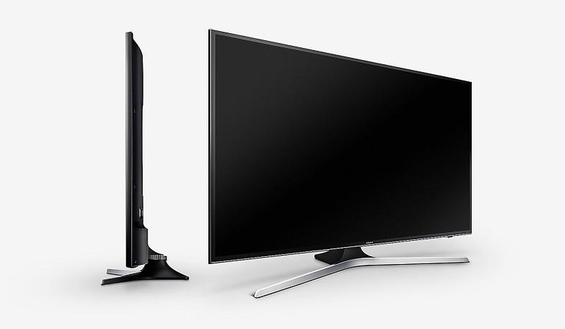 Smart Tivi Samsung 55 inch UA55MU6100 – Kiểu dáng tinh tế