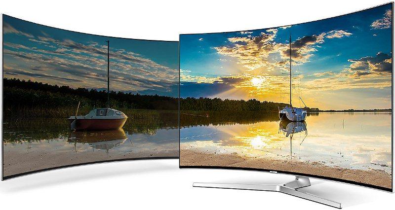Smart Tivi Cong Samsung 55 inch UA55MU9000 - Công nghệ HDR cao cấp