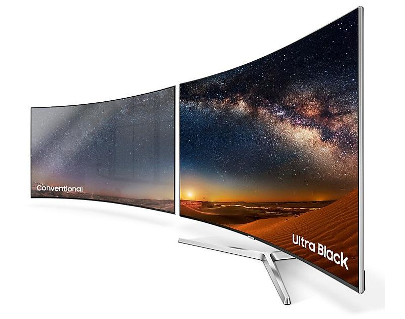 Smart Tivi Cong Samsung 55 inch UA55MU9000 - Hình ảnh rõ ràng, sắc nét