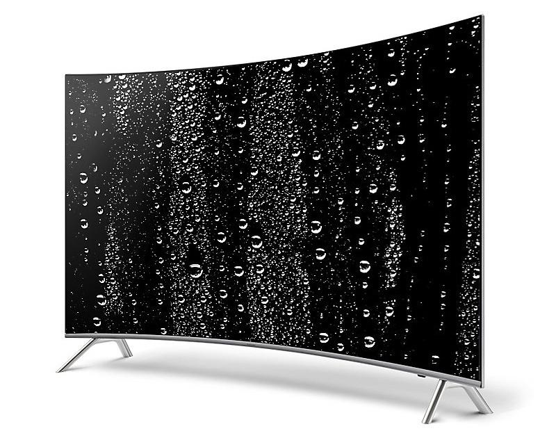 Smart Tivi Cong Samsung 55 inch UA55MU8000 - Sắc đen sâu hơn