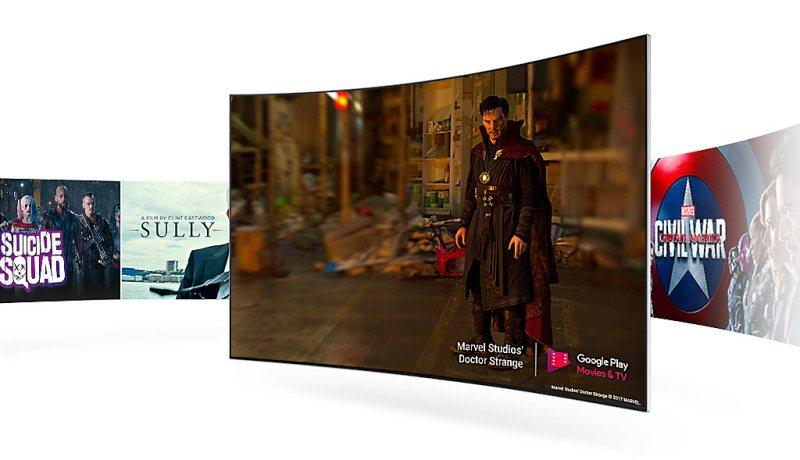 Smart Tivi Cong Samsung 55 inch UA55MU8000 - Khả năng kết nối internet