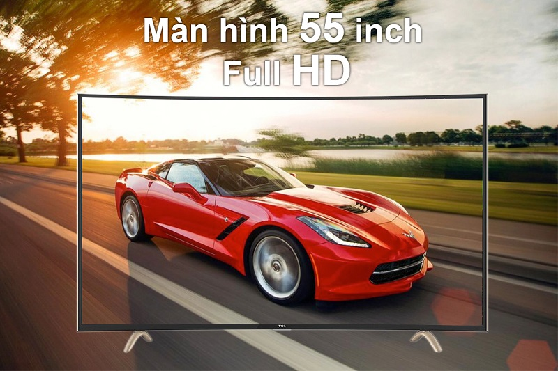 Độ phân giải Full HD cho hình ảnh rõ nét, vượt trội