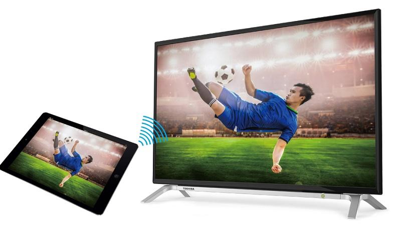 Smart Tivi Toshiba 49 inch 49U7650 - Tính năng thông minh
