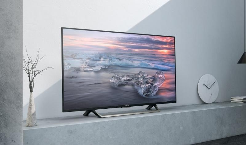Internet Tivi Sony 43 inch KDL-43W750E - Thiết kế sang trọng, hiện đại