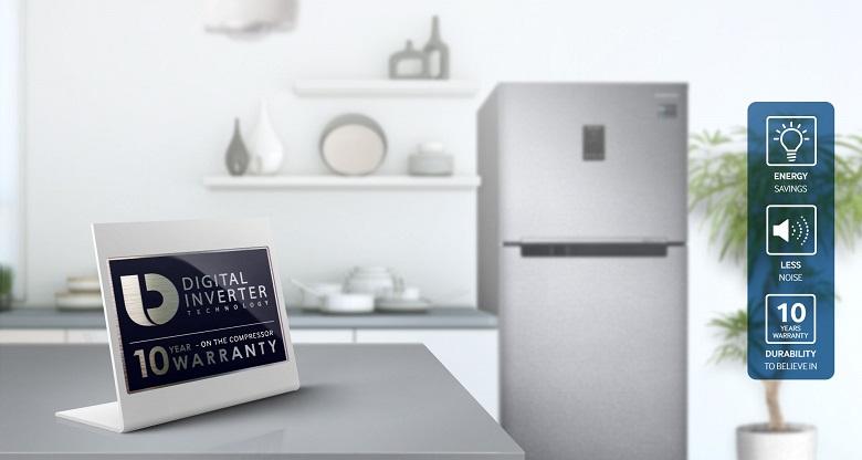Tủ lạnh Inverter tiết kiệm điện năng hiệu quả