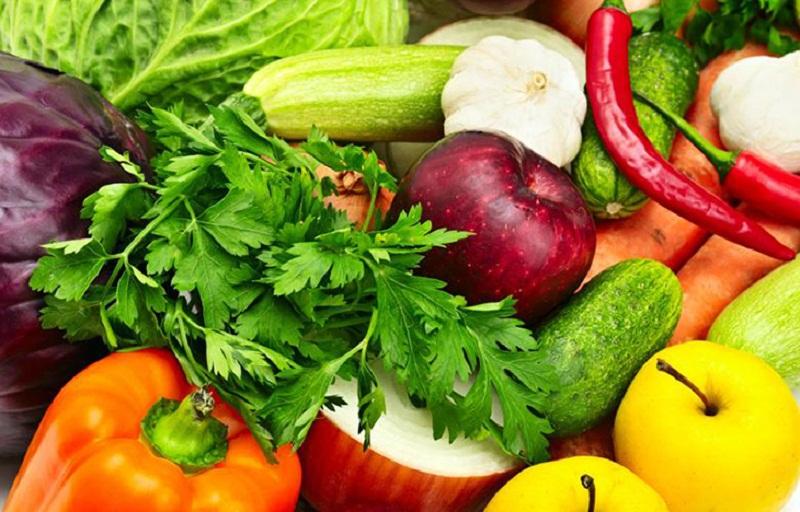 Khử sạch vi khuẩn, mùi hôi khó chịu giúp thực phẩm tươi ngon
