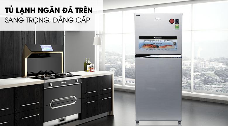 Tủ lạnh Panasonic Inverter 363 lít NR-BD418VSVN