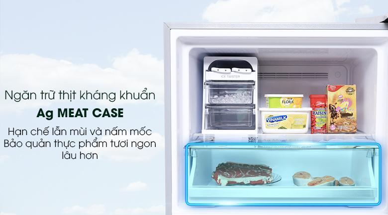 Ngăn Ag Meat Case - Tủ lạnh Panasonic Inverter 363 lít NR-BD418VSVN
