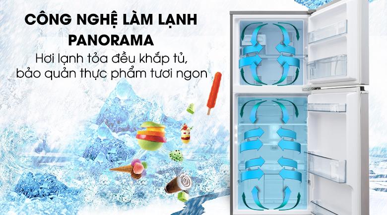 Panorama - Tủ lạnh Panasonic 234 lít NR-BL267VSV1