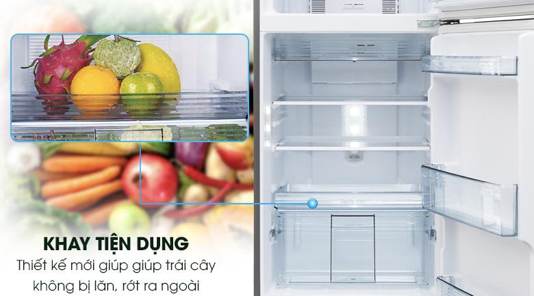 Khay tiện dụng - Tủ lạnh Panasonic 234 lít NR-BL267VSV1