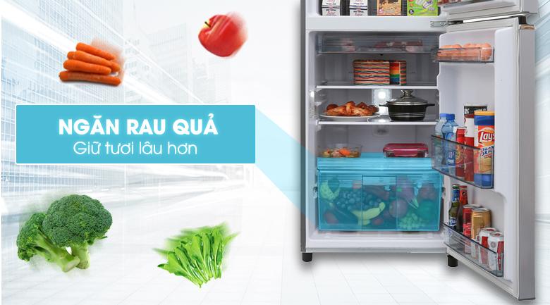 Ngăn rau củ - Tủ lạnh Panasonic 234 lít NR-BL267VSV1