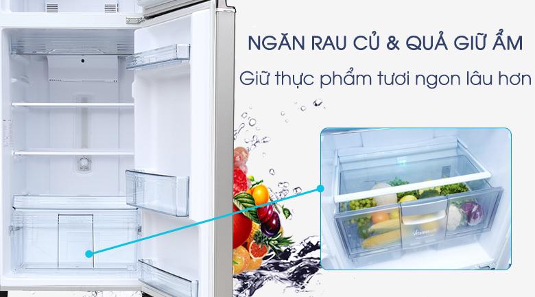 Tủ lạnh Panasonic inverter 267 lít NR-BL308PSVN - Fresh Safe