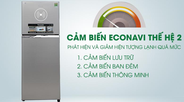 Tủ lạnh Panasonic inverter 267 lít NR-BL308PSVN - Econavi