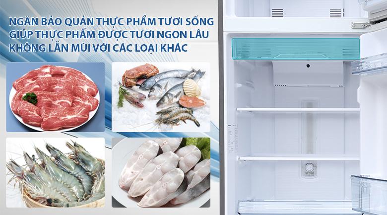 Tủ lạnh Panasonic inverter 267 lít NR-BL308PSVN - Ngăn bảo quản tươi sống