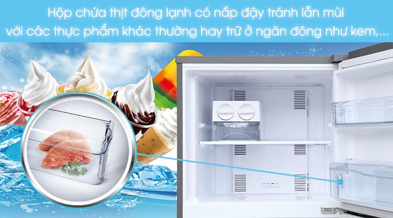 Tủ lạnh Panasonic inverter 267 lít NR-BL308PSVN - Hộp đựng thịt riêng