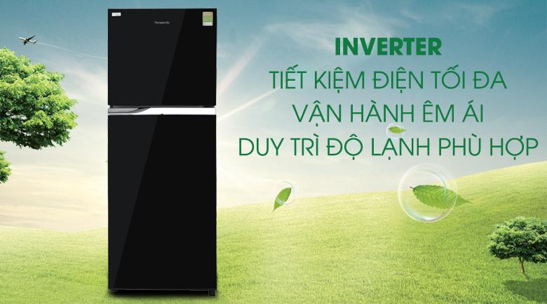 Tủ lạnh Inverter - Tủ lạnh Panasonic inverter 267 lít NR-BL308PKVN