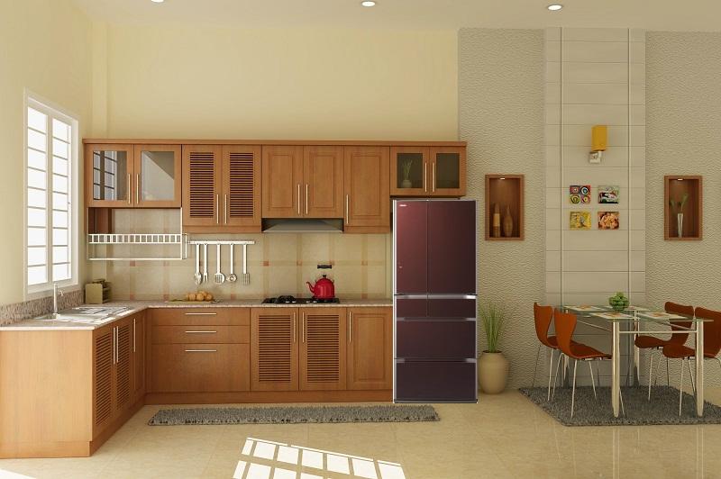 Tủ lạnh với thiết kế 5 cửa đẳng cấp