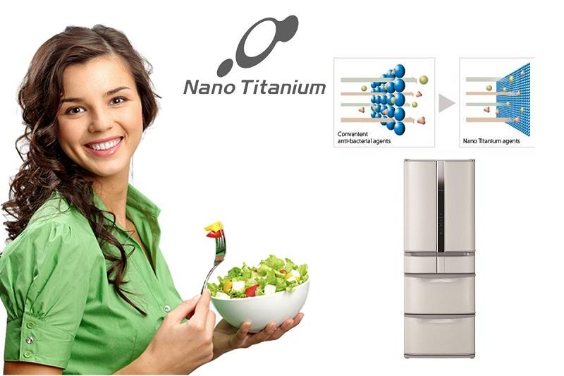 Lọc sạch và tiêu diệt vi khuẩn có kích thước cực nhỏ với màng lọc Nano Titanium
