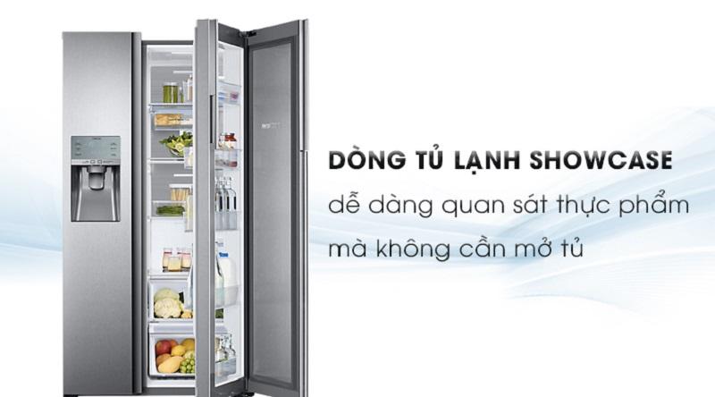 Tủ lạnh Samsung Inverter 620 lít RH58K6687SL/SV