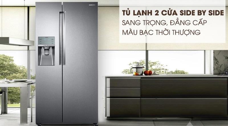Tủ lạnh Samsung Inverter 620 lít RS58K6667SL/SV