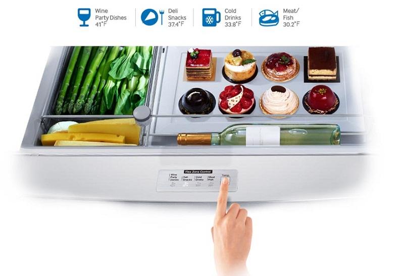 Tiết kiệm điện với 4 chế độ chuyển đổi nhiệt độ linh hoạt