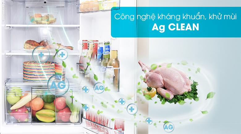Công nghệ Ag Clean - Tủ lạnh Panasonic Inverter 188 lít NR-BA228PSV1