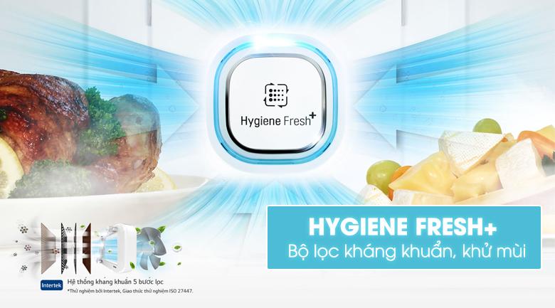 Kháng khuẩn khử mùi vượt trội với bộ lọc Hygiene Fresh+