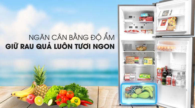 Ngăn cân bằng độ ẩm -Tủ lạnh LG Inverter 187 lít GN-L205S