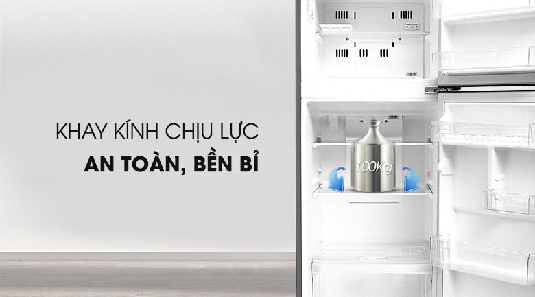 Kính chịu lực -Tủ lạnh LG Inverter 187 lít GN-L205S