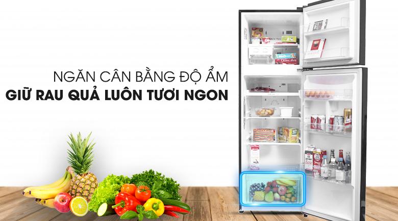 Ngăn cân bằng độ ẩm - Tủ lạnh LG Inverter 255 lít GN-L255PN