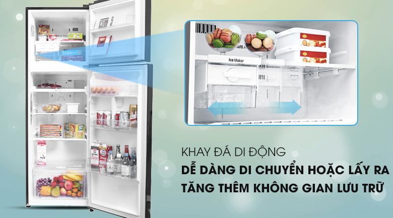 Khay đá - Tủ lạnh LG Inverter 255 lít GN-L255PN