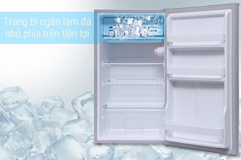 Làm đá  - Tủ lạnh Midea 93 lít HS-122SN