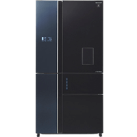 Tủ lạnh Sharp inverter 768 lít SJ-F5X75VGW-BK