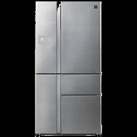 Tủ lạnh Sharp 758 lít SJ-F5X76VM-SL