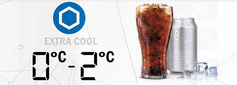Khả năng làm lạnh thực phẩm nhanh chóng