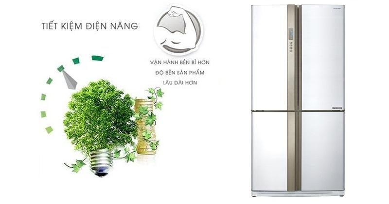Tủ lạnh Inverter tiết kiệm điện, vận hành bền bỉ trong thời gian dài