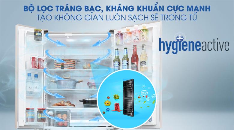 Cchế độ Hygiene Active - Tủ lạnh Panasonic Inverter 489 lít NR-F510GT-N2