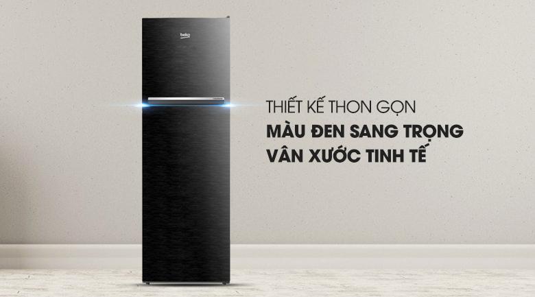Tủ lạnh Beko Inverter 270 lít RDNT270I50VWB