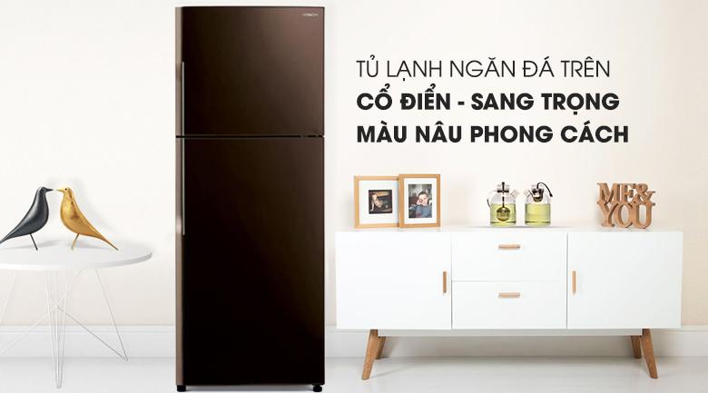 Tủ lạnh Hitachi Inverter 365 lít R-VG440PGV3 GBW