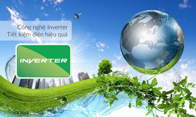 Tủ lạnh Inverter tiết kiệm điện năng tiêu thụ cho cả gia đình
