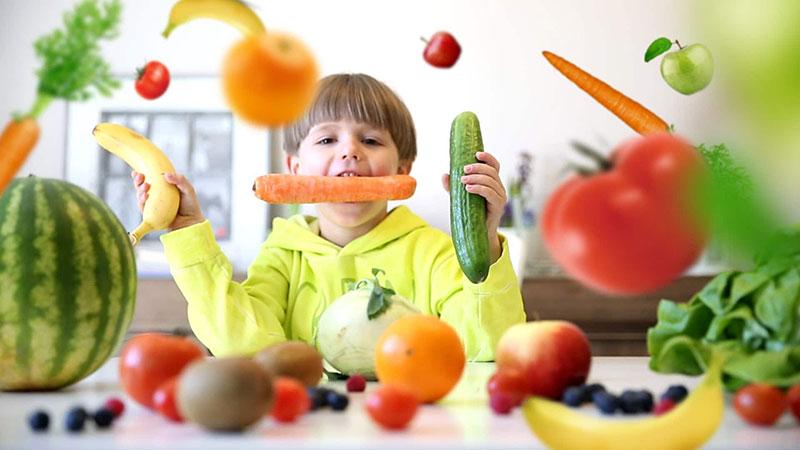 Công nghệ bảo quản rau củ, quả Vitamin Pro5+