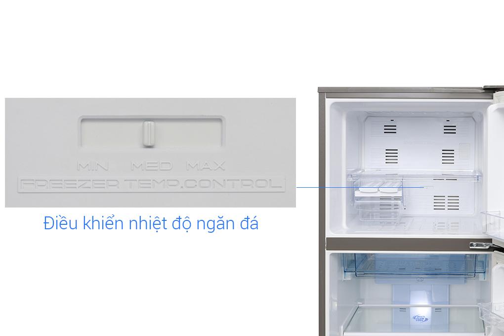 Tủ lạnh Aqua Inverter 281 lít AQR-I287BN PS hình 6