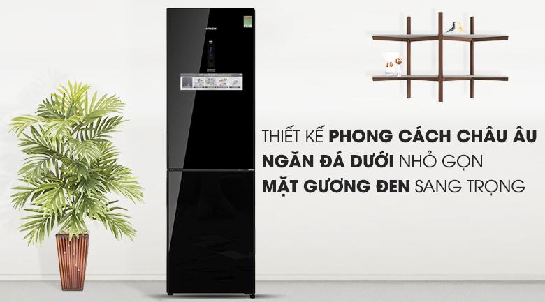 Tủ lạnh Hitachi Inverter 330 lít BG410PGV6X (GBK)