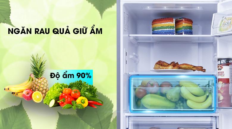 Ngăn rau - Tủ lạnh Panasonic Inverter 255 lít NR-BV289QSVN