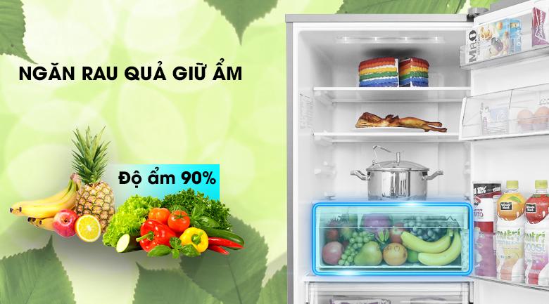 Ngăn rau củ - Tủ lạnh Panasonic Inverter 290 lít NR-BV329XSVN